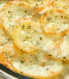 Loaded Potato Casserole | Food- Mafia
