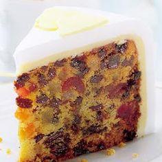 the recipe-izer !: simple christmas fruit cake :)