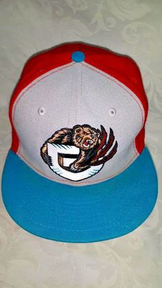 Vancouver Grizzlies New Era NBA Hardwood Classics Adjustable Strapback Cap Hat #NewEraFits #VancouverGrizzlies