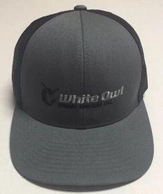 8d25eeaebae White Owl Energy Services Hat Oil Oilfield Baseball Cap Calgary Alberta  Canada