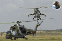 The Aviationist » We have flown in a Mi-17 Hip during this year's largest military helicopter exercise in Europe