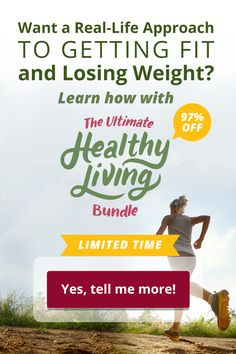 Get fit, get lean: https://us154.isrefer.com/go/bundle/a4814/ Awesome workouts and tasty food that will give you the body of your life forever. The Ultimate Healthy Living Bundle is only here for another 24 hours. Hurry! https://us154.isrefer.com/go/bundle/a4814/