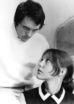 Terence Stamp and Anne Wiazemsky in Teorema (1968) - Pier Paolo Pasolini