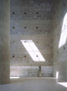 AD Classics: Caja Granada Savings Bank / Alberto Campo Baeza