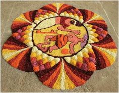 50 Best Pookalam – Indian Floral