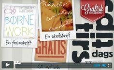 Om at sætte et mere personligt præg på dine grafiske opgaver ved at bruge håndskrifter, der ser 'håndlavet' ud. Sidst i videoen får du link til hvor du finder de gratis fonte #grafiskundervisning Se videoen her: http://www.grafiskundervisning.dk/tirsdags-tips-vaer-kreativ-med-tre-slags-handskrifter/