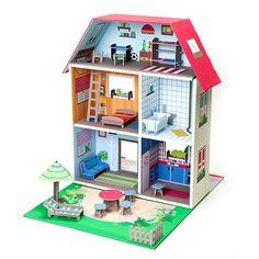Krooom City house playset/クルーム  シティハウスプレイセット ミュリエル