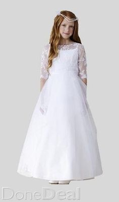 Communion dress 2015For Sale in Clare : €215 - DoneDeal.ie