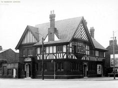 The Ben Brierley, corner of Moston Lane and Kenyon Lane. My Local. Its now a Citizens Advice Center. Manchester Uk, Salford, Derbyshire, Ashley Lane, Past, Crying Shame, England, Urban, Architecture