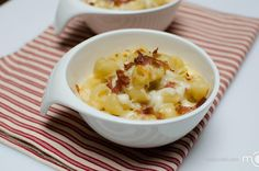 The best smoky bacon macaroni and cheese