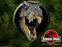 """dinosaur chase scenes from the """"Jurassic Park"""" series? Scientists have now reconstructed in a real dinosaur chase that happened more than 100 million years ago. Jurassic World T Rex, Jurassic Movies, Jurassic Park 1993, Wallpaper Pictures, Wallpaper Backgrounds, Laptop Backgrounds, Jurrassic Park, Great Films, Background Images"""