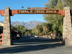 furnace creek california - death valley.  dont remember that sign being there but I do remember it being 130 in the shade.   8th grade
