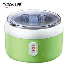 30 W Elektrische Automatische Yoghurt Maker Rvs Liner Container acidophilus Melk Gereedschap Huishoudelijke Yoghurt Machine AC220V
