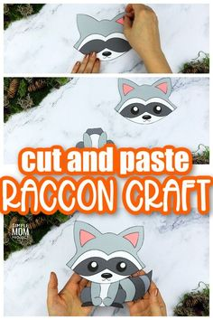 Are you looking for an easy step by step toddler activity to do with your preschoolers? Click now to get the printable woodland animal templates to make these cute paper crafts! Spruce them up by adding autumn leaves, pine cones and acorns. You could even glue them to a paper plate or toilet paper roll so they can easily become fall decor for your home. Kids of all ages will love making these forest woodland animal crafts, even kindergartners and up! #woodlandanimals #woodlandanimalcrafts Forest Animal Crafts, Fox Crafts, Animal Crafts For Kids, Forest Animals, Woodland Animals, Toddler Preschool, Preschool Crafts, Preschool Science, Preschool Learning