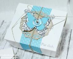 Stampin Up Verpackung Box Schachtel Goodie Gift Idea Give Away 054