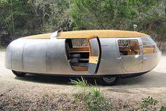BUCKMINSTER FULLER 1933 Dymaxion recreated