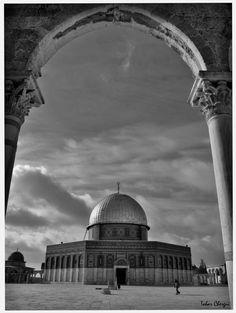 Photo prise à Jérusalem par le GEOnaute : Atlas29