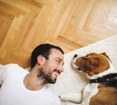 Klart att du vill att din hund ska ha det bra. Egentligen är det enkelt, det är bara fyra saker en hund behöver för trivas.