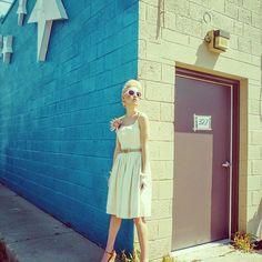 and Photo is 50s Vintage, Vintage Dress, Art Archive, Shirt Dress, Creative, Modern, Collection, Dresses, Design