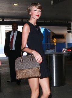 Taylor Swift at LAX 05/02/15