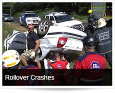 Arrive Alive South Africa | Rollover Crashes, Crash Reconstruction and Safer Driving