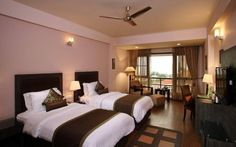 For a lovely room to come back to...choose to stay at Country Inn & Suites By Carlson, Mussoorie...