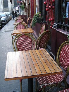 Cafe, Saint-Germain des Pres, Paris