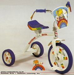 Oh boy I would have LOVED to have one of these back in the day!