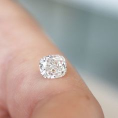 """0 Likes, 2 Comments - Beaudell Jewellery (@beaudell_jewellery) on Instagram: """"We have an exquisite 1.06ct cushion cut colour I and SI1 diamond for only R66250 including VAT with…"""""""