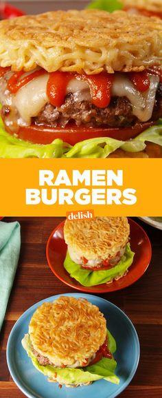 Ramen BurgersDelish