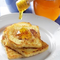 Greek yogurt french toast