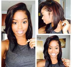My hair now lil longer-2015