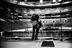 just a normal day at the office. bruce springsteen by danny clinch
