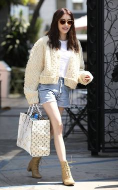 Emma Roberts Style, Fashion Outfits, Womens Fashion, Fashion Trends, Petite Fashion, Kendall Jenner Outfits, Cute Girl Outfits, Celebrity Style, Street Style