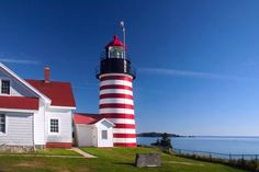 West Quoddy Head - New England Lighthouses: A Virtual Guide