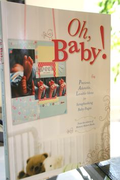 Before you jump to conclusions, No-I'm not having a baby. Now, having made that perfectly clear, I think this is. Jumping To Conclusions, Baby Scrapbook, Making Memories, Having A Baby, Keepsakes, Baby Shower, Google Search, Creative, Blog