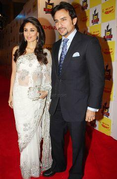 Kareena Kapoor's sari by Manish Malhotra needs to be mine.