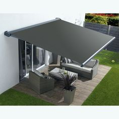 # sun protection terrace When age-old throughout thought, the actual pergola is experiencing somewhat of Diy Pergola, Cheap Pergola, Wooden Pergola, Pergola Ideas, Patio Shade, Pergola Shade, Backyard Patio Designs, Backyard Landscaping, Design Jardin