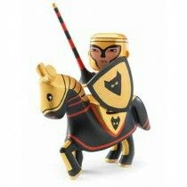 Arty toys Djeco knight and his horse - Lord Neka Arty Toys, Original Gifts, Horse Saddles, Educational Games, Teaching Kids, Tigger, Scooby Doo, Kids Toys, Knight