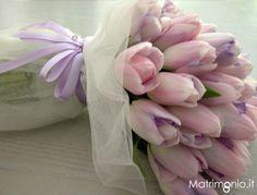 Bouquet monofloreale - Vogliolaluna - Matrimonio.it