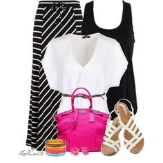 A fashion look from March 2013 featuring Have a Nice Day cardigans, Marc Jacobs tops and Coach handbags. Browse and shop related looks.