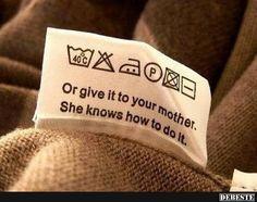 Mutter weiss alles besser