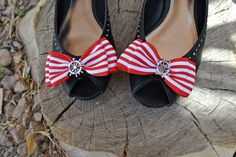 Olivia Paige   Sailor  stripes Pin up by OliviaPaigeClothing, $12.00