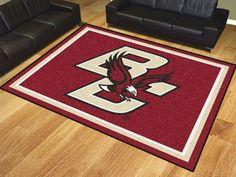 8' x 10' Area Rug - Boston College Eagles