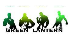 Green Lanterns by Steve Garcia