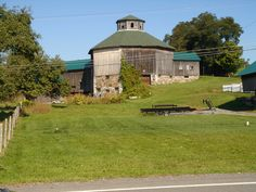 round barn in new york