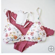 Swimsuit! Floral!