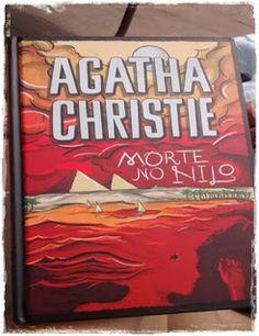 No meio dos livros: Morte no nilo - Agatha Christie