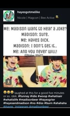 Madison beer #funny
