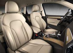 suv Audi Q5 interiors
